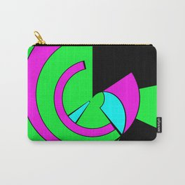 2D - abstraction -2a- Carry-All Pouch