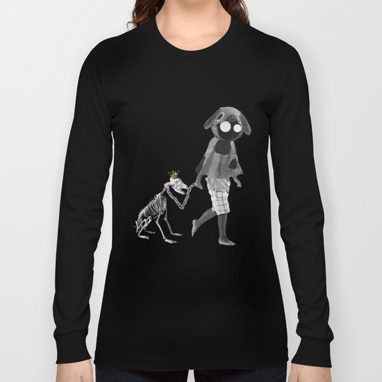 had to do it Long Sleeve T-shirt