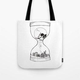 Death / Life Tote Bag