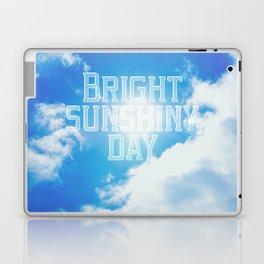 Bright Sunshiny day  Laptop & iPad Skin