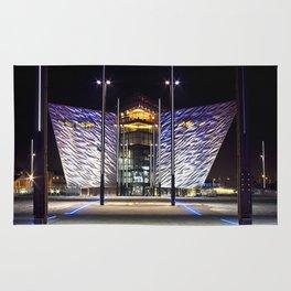 Belfast Maritme Quarters Rug