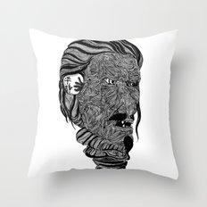 Mempo Throw Pillow