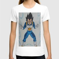 vegeta T-shirts featuring Prince Vegeta by bmeow