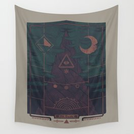 Mount Death Wall Tapestry
