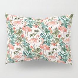 FLAMINGO PARADISE Pillow Sham