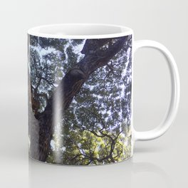 Hawaiian Tree Coffee Mug