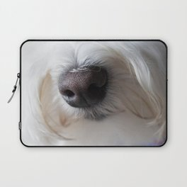 Sweet Little Sniffer Laptop Sleeve