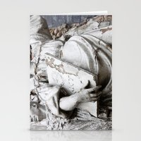 moscow Stationery Cards featuring Statues Moscow by RMK Photography