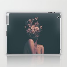 Dead Flowers Laptop & iPad Skin