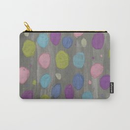 Pastel Bubbles Abstract Carry-All Pouch