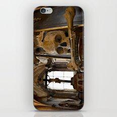 Bone Church iPhone & iPod Skin