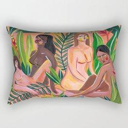 We are Eve Rectangular Pillow