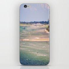 kitesurfen landscape iPhone & iPod Skin