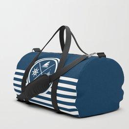 Sailing symbols Duffle Bag
