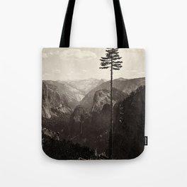 Yosemite Valley, California Tote Bag