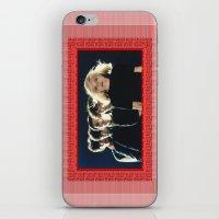 blondie iPhone & iPod Skins featuring BLONDIE by Kathead Tarot/David Rivera