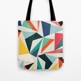 Collection of pointy summit Tote Bag