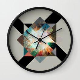 Industrial Sabotage Wall Clock