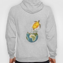Climate changes the nature Hoody