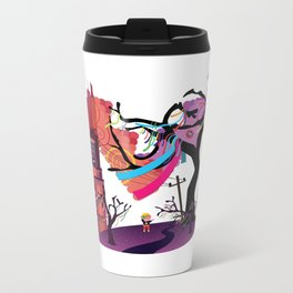 Mobile Developer's Guide to the Galaxy: New Year's Edition, March Metal Travel Mug