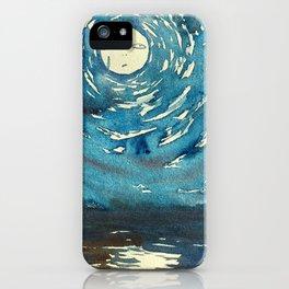 Psychic Moon iPhone Case