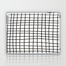Handdrawn Grid Laptop & iPad Skin