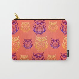 Owl Nation Carry-All Pouch