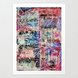 Contemplations of Sound Art Print