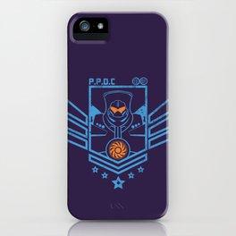 P.P.D.C. iPhone Case