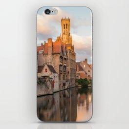 Classic Bruges iPhone Skin