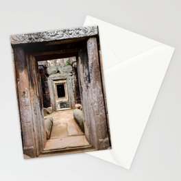 Ancient Doorway Stationery Cards