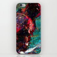 sword iPhone & iPod Skins featuring SWORD DP by DITO SUGITO