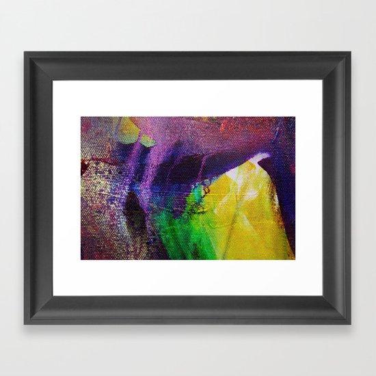 Field Framed Art Print