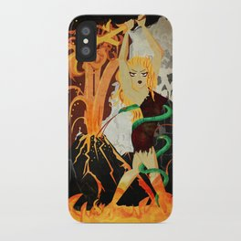 Sinmara iPhone Case