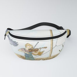 Maritime Festival Celebrations Fanny Pack