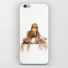 Sadhu iPhone & iPod Skin