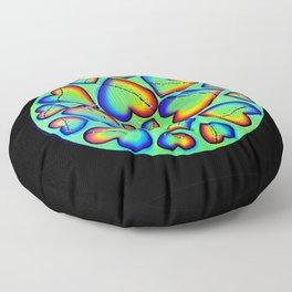 Mended Floor Pillow