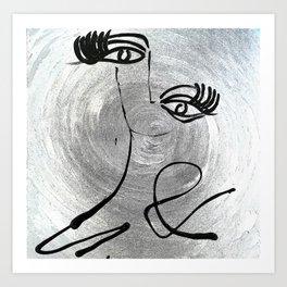 longing for change Art Print