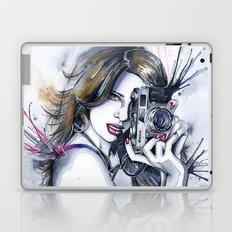Perfect Shot Laptop & iPad Skin