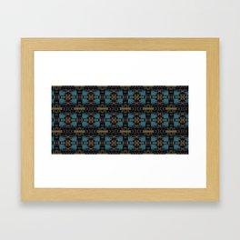 Aq Dze Framed Art Print