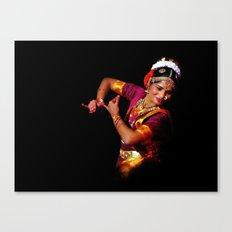 Sunanda Canvas Print