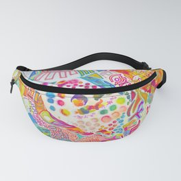 Intricacies. Fanny Pack