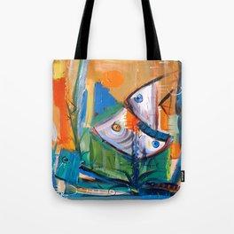 Acuario Tote Bag