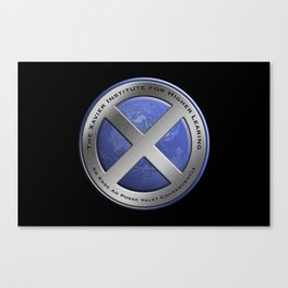 X-Men: First Class: Xavier Institute For Higher Learning Canvas Print