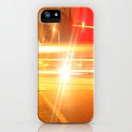 night light  iPhone Case