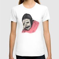 number T-shirts featuring Number Three by Ludwig Van Bacon