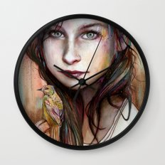 Circe Wall Clock