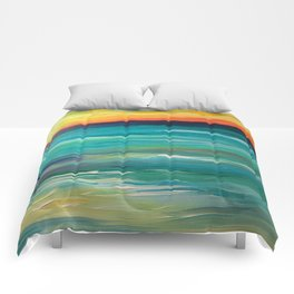 Cancun inspired Comforters