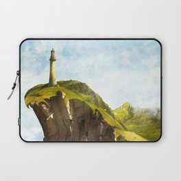 At the End of the Earth Laptop Sleeve
