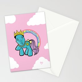 My Biggie Pony Stationery Cards